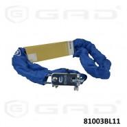 81003BL11 Matrix Blauw