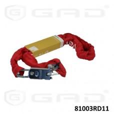 81003RD11 Matrix Rood